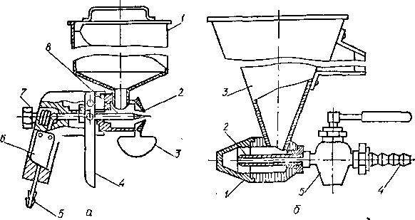 Распылитель Р-68 с емкостью для раствора
